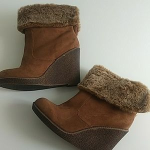Zigisoho fur boots 10